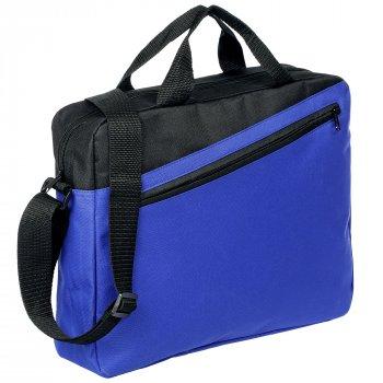 K7-08 Конференц сумка двухцветная на плечо