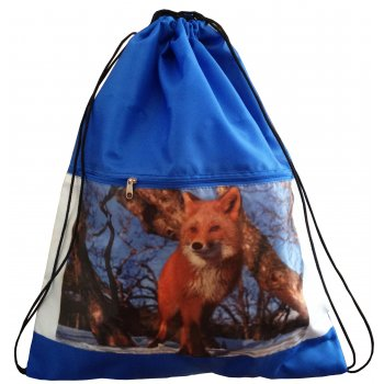 R3-03 Рюкзак-мешок со вставкой с сублимацией